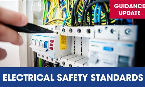 UPDATED: YOUR GUIDE TO THE NEW REGULATIONS FOR ELECTRICAL SAFETY STANDARDS