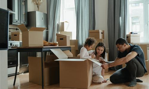 Supply Of Family Homes For Sale Falls To a Five Year Low