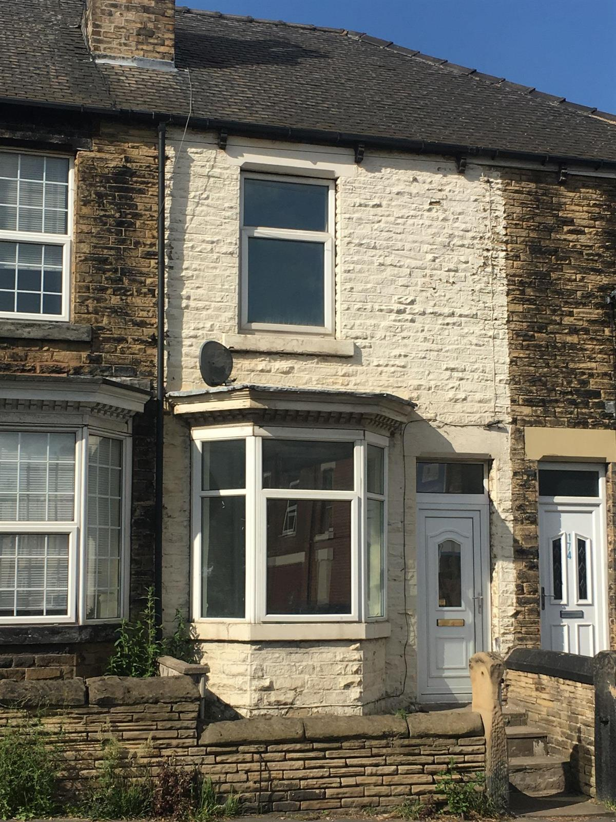 To Let - 2 bedroom Terraced house, Wath Road, Mexborough, S64 - £450 pcm
