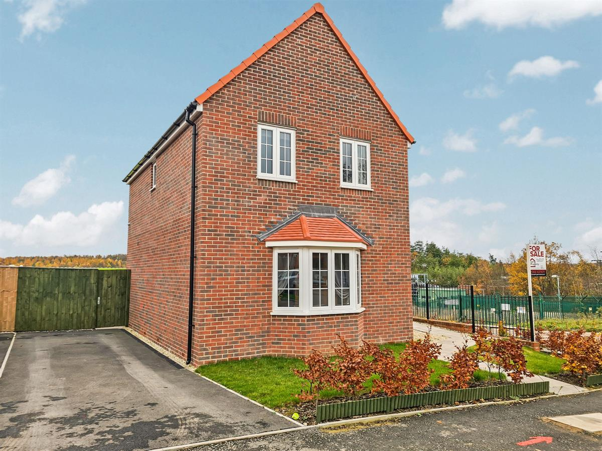 For Sale - 3 bedroom Detached house, Country Way, Woodlands, Doncaster - £175,000 Guide Price