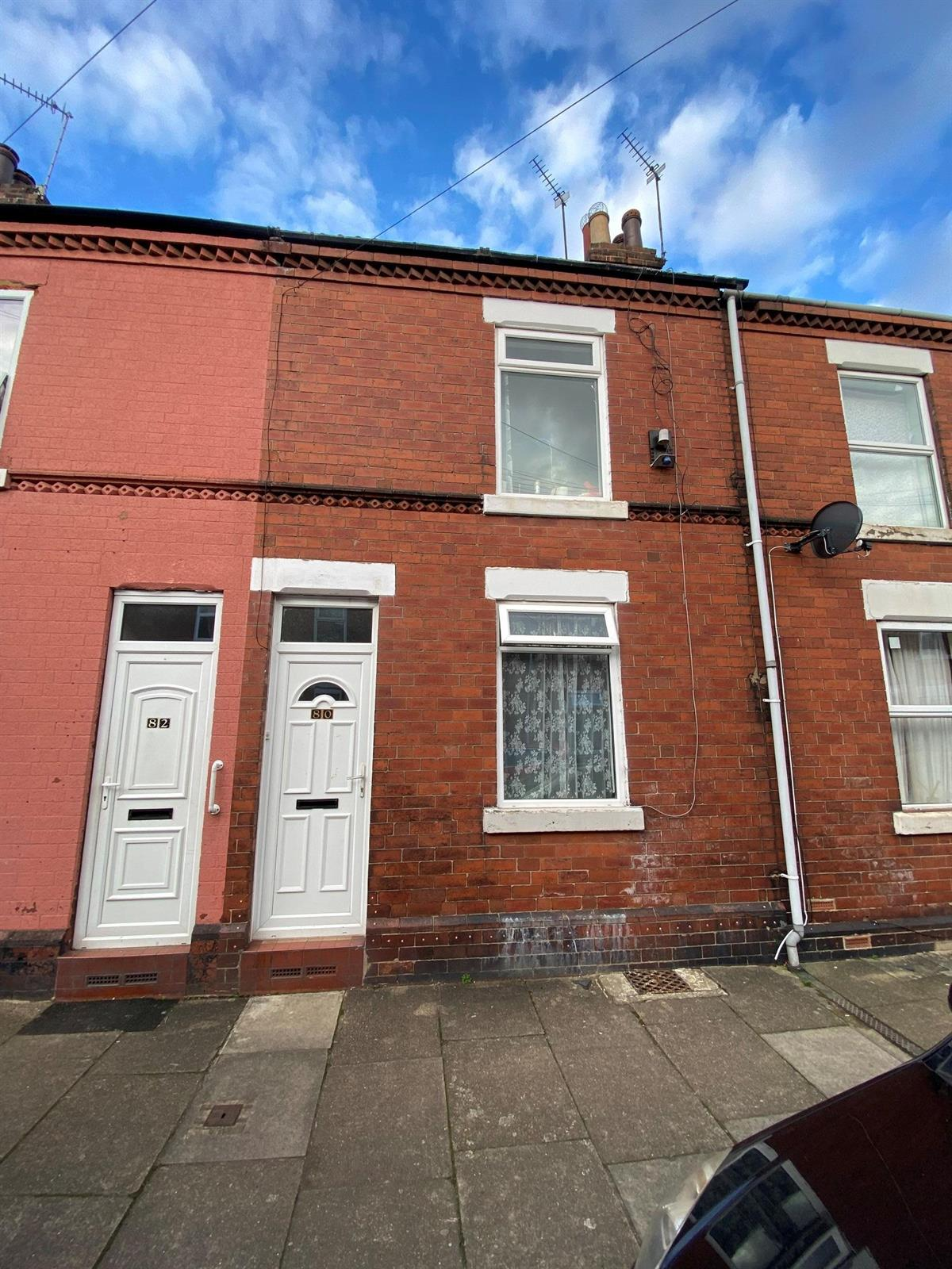 To Let - 2 bedroom Terraced house, Furnival Road, Doncaster - £495 pcm
