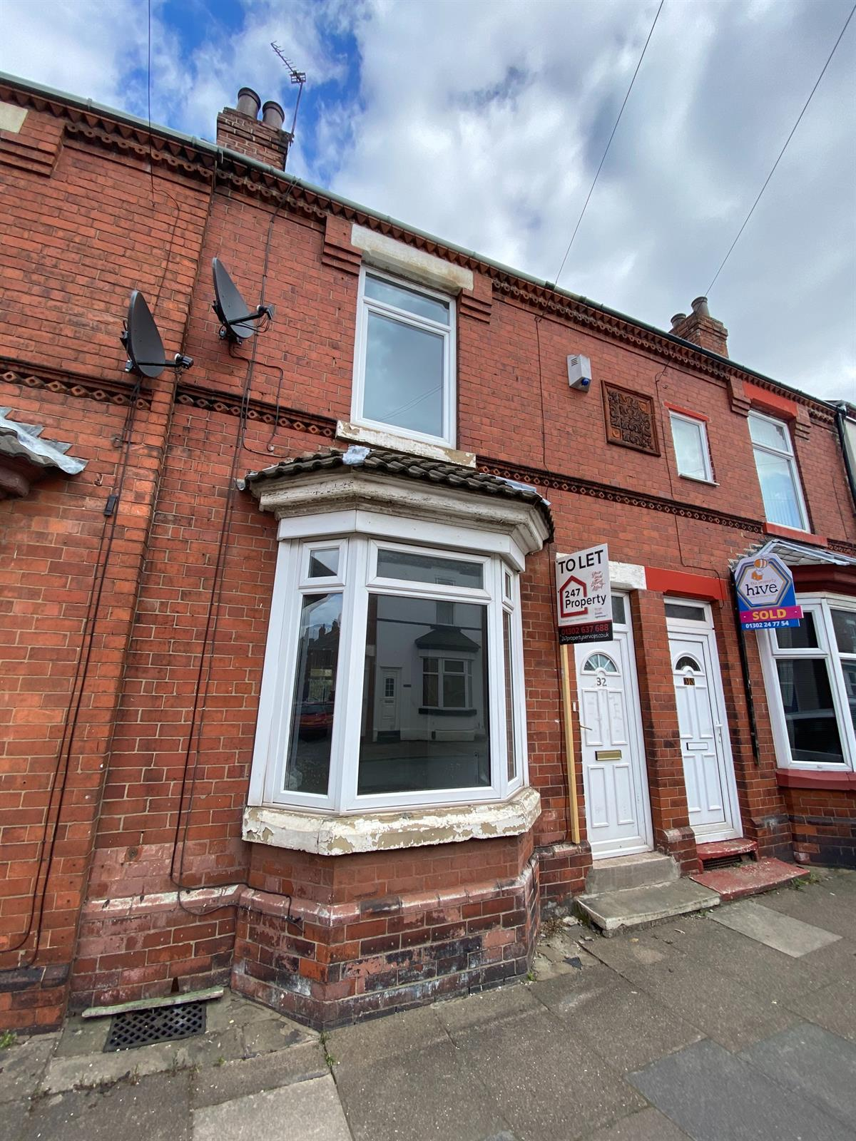 To Let - 2 bedroom Terraced house, Furnival Road, Balby - £525 pcm