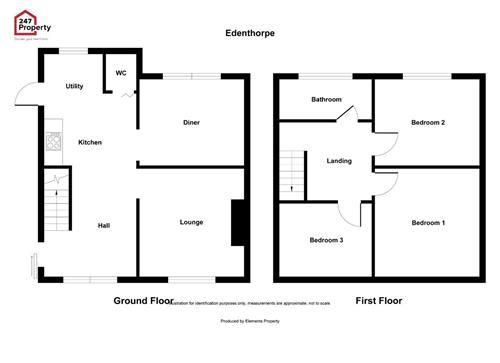 For Sale - 3 bedroom Semi-detached house, Eden Grove Road, Edenthorpe, Doncaster - £145,000 Guide Price